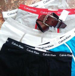 Чоловічі боксери Calvin Klein