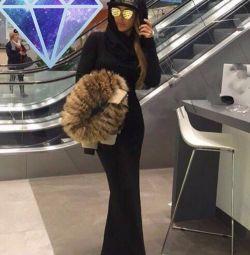 Плаття теплі на флісі