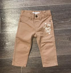 Pants for boy