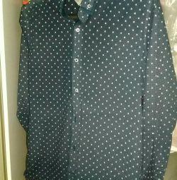 Мужские рубашки 46-48р