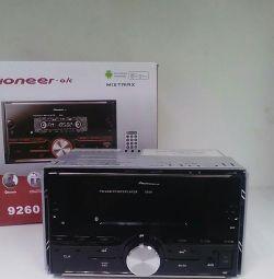 Ραδιόφωνο 9260 2 din