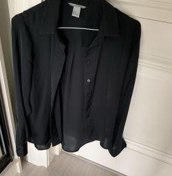 Μπλουζάκι πουκάμισο H & M