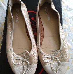 Pantofi de balet 33 rr.