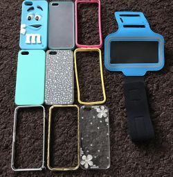 Covers for 5, 5s, 5s, se