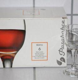 Bistro seti, votka bardağı 6 adet 60 ml
