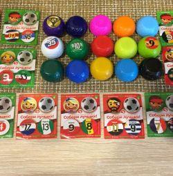 Мячики большой футбол