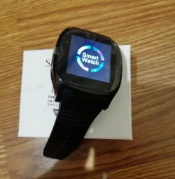 New smart watch with sim card