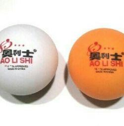 Πινγκ πονγκ μπάλα