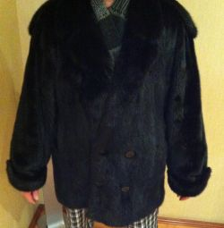 Men's Mink Coat