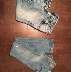 Pantaloni jeans pantaloni