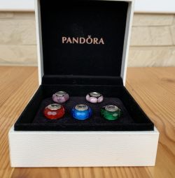 Pandora Charm Murano. Original.