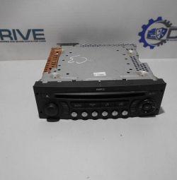Radio Citroen C3 F ET3J4 2003-2009