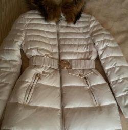 New down coat. P.44-46