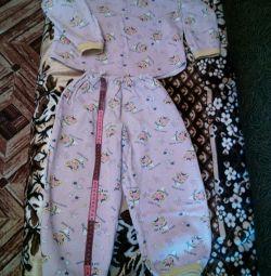 pajamas 3-7 years