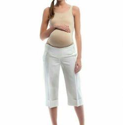 Maternity Capri New