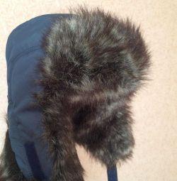 Pălărie de iarnă (48-49 cm) 52 mărime