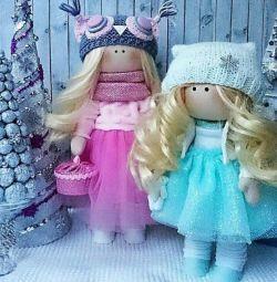 Куклы именные на заказ