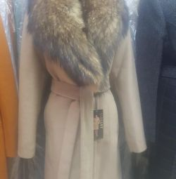 Παλτό φυσικό νέο