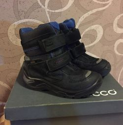 Ecco boots winter