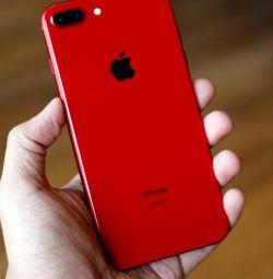 Nou iPhone 8 Plus (64 GB), roșu 🔥