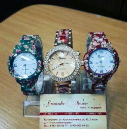 Women's bright watch
