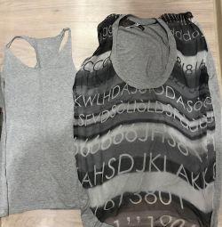 Tunică + tricou, imperial