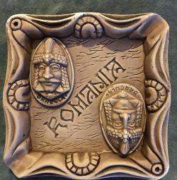 Romanya'dan seramik hatıra