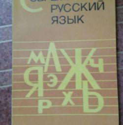 Modern Russian language