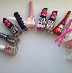 Nail polish 10 pieces