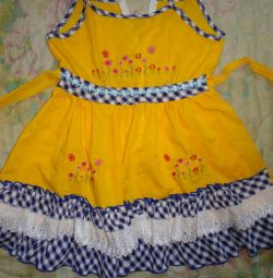 Children `s dress