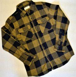 Новая рубашка Zara. Рост 152