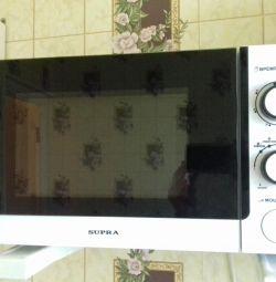 Supra Microwave
