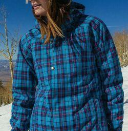 Snowboard jacket M