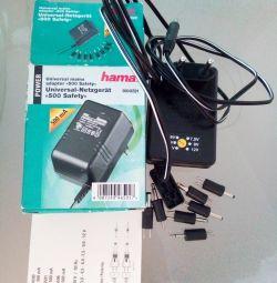Τροφοδοτικό Hama Universal AC Adapter