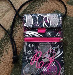 Romanel purse bag for thin gymnastics