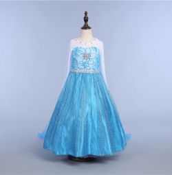 Princess Elsa's dress, Frozen, Cold Heart