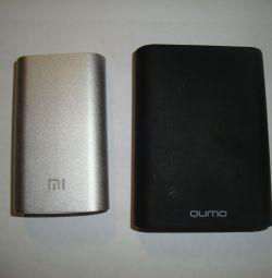 Baterie externă MI / qumo - 5200/10400 mah