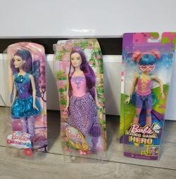 Νέες κούκλες
