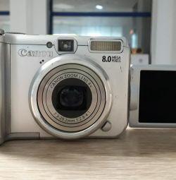 Canon PowerShot A630 Cameras