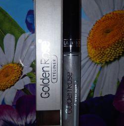 Підводка д / очей Volume Silver Eyeliner Golden Rose