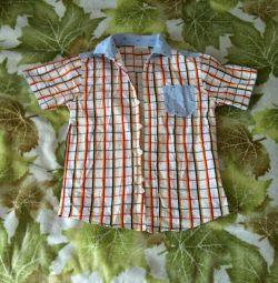 Φωτεινό πουκάμισο