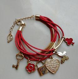 New boho style bracelet