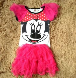 Costum pentru fete
