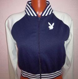 Playboy Kısa Bombacı Ceket