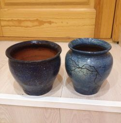 Pottery ceramics