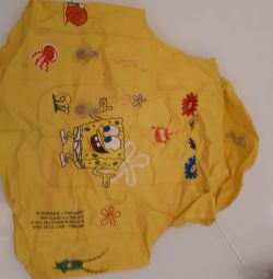 Waistcoat for swimming