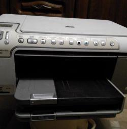 HP Photosmart C5283 printer / scanner / copier