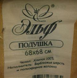 Подушка 68на68