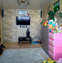 Apartament, 4 camere, 79 m²