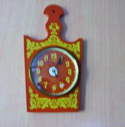 Ρολόι τοίχου χαλαζία Antares. ΕΣΣΔ.
